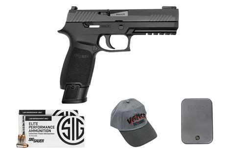 Sig-P320 Sig P320 Striker Fired Locked Back After Takedown.