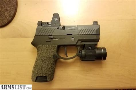 Gunkeyword Sig P320 Subcompact Rmr.
