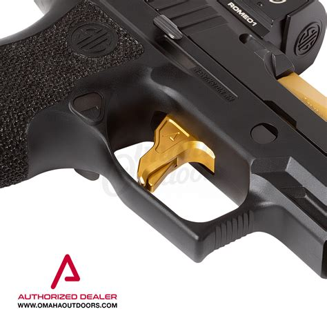 Sig-P320 Sig P320 Trigger Bite.