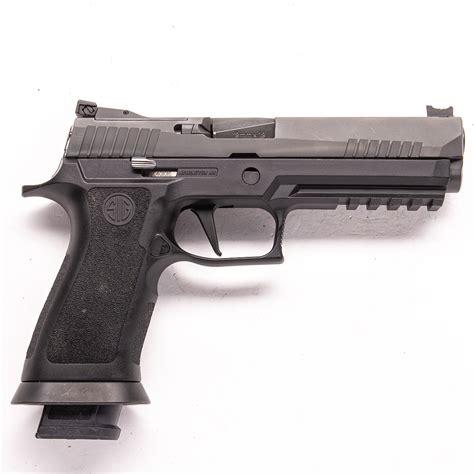 Sig-P320 Sig P320 X Five For 3 Gun.