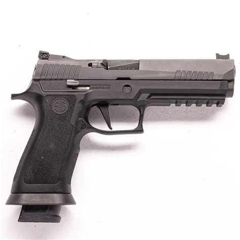 Sig-P320 Sig P320 X Five Romeo Which Sor.