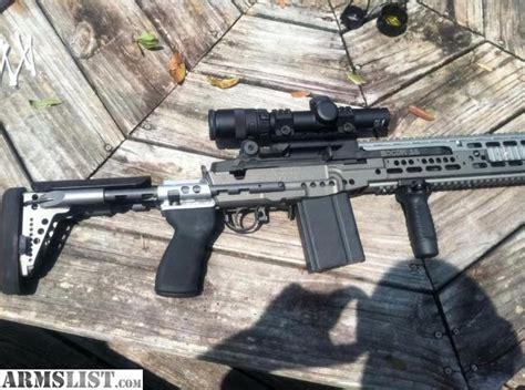 Gunkeyword Sig Sauer 716 Vs Springfield Armory Socom 16.