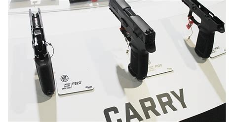 Sig-P320 Sig Sauer Addresses P320 Handgun Safety Concerns.