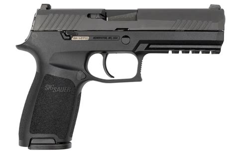 Sig-P320 Sig Sauer Full Size P320 Contrast Sights.