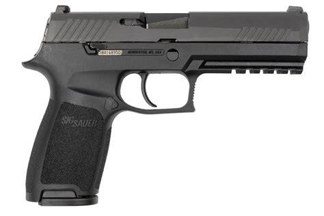 Sig-P320 Sig Sauer P320 9mm Full Size Specs.