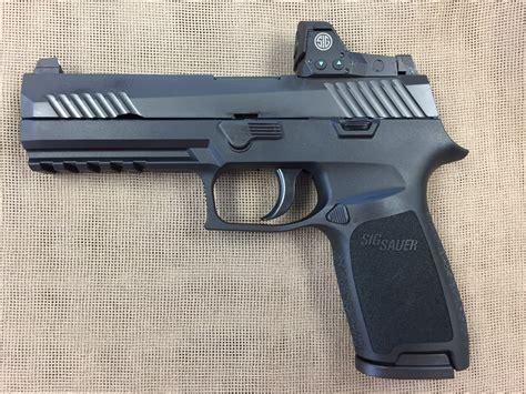 Sig-P320 Sig Sauer P320 9mm Romeo.