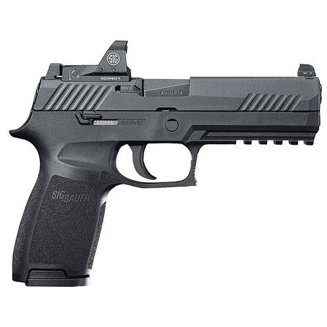 Sig-P320 Sig Sauer P320 9mm Rx.