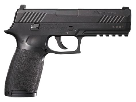 Sig-P320 Sig Sauer P320 Airgun Blow-Back.