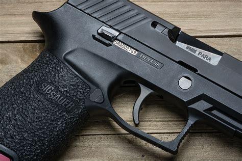 Sig-P320 Sig Sauer P320 Apex Trigger.