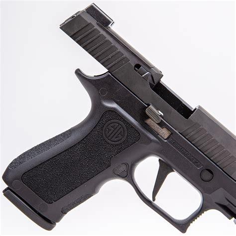 Sig-P320 Sig Sauer P320 As Personal Defense.