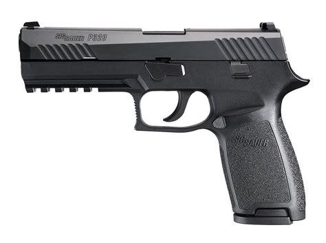 Sig-P320 Sig Sauer P320 Black 9mm 4.7-Inch.