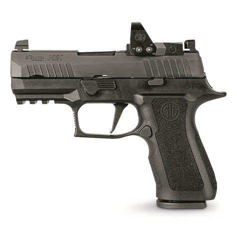 Sig-P320 Sig Sauer P320 Compact 9mm W Romeo1 Rds.