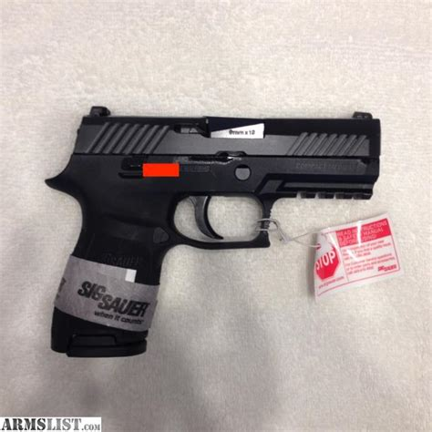 Sig-P320 Sig Sauer P320 Compact For Sale San Diego.