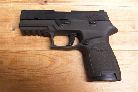 Sig-P320 Sig Sauer P320 Compact In Od Green For Sale.