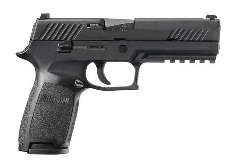 Sig-P320 Sig Sauer P320 Full Size Black.