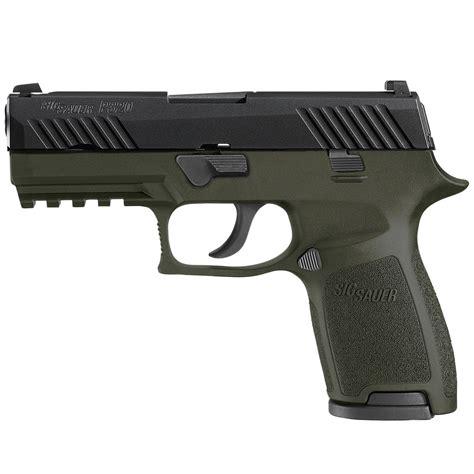 Sig-P320 Sig Sauer P320 Gander Mountain 9mm
