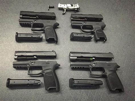 Sig-P320 Sig Sauer P320 Modular Handgun System.