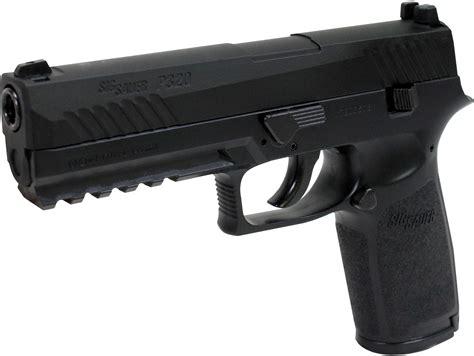 Gunkeyword Sig Sauer P320 Pellet Pistol Review.