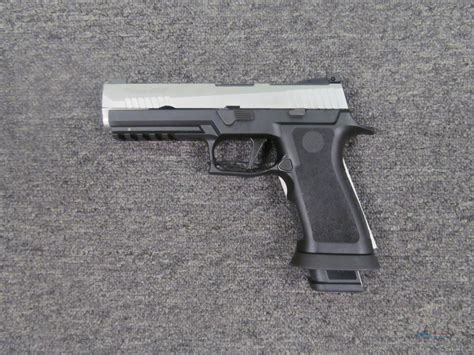 Sig-P320 Sig Sauer P320 Stainless.