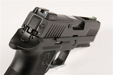 Sig-P320 Sig Sauer P320 X Carry Release Date.