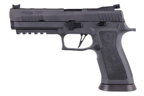 Sig-P320 Sig Sauer P320 X Five 9mm Semiautomatic Pistol.