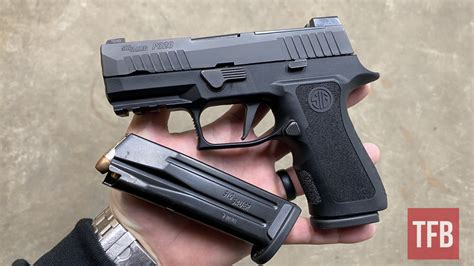 Sig-P320 Sig Sauer P923 Handgun Vs P320 What Is The Difference.