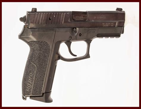 Sig-Sauer Sig Sauer Sp2022.