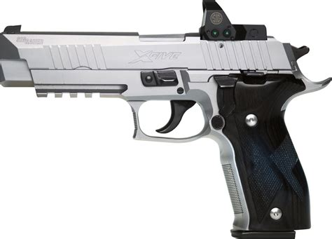 Gun-Shop Sig Sauer X Five Trigger Type.