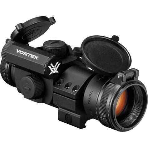 Vortex-Optics Sighting The Vortex Optics Strikefire 2 Red Green Dot Sight.