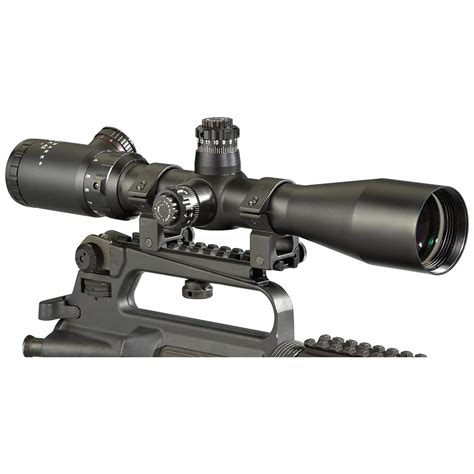 Rifle-Scopes Sightmark Triple Duty Rifle Scopes.