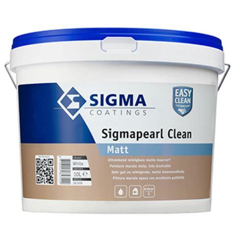 Sigmapearl Clean Matt