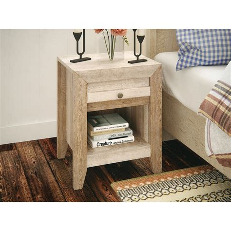 Signal Mountain 1 Drawer Nightstand