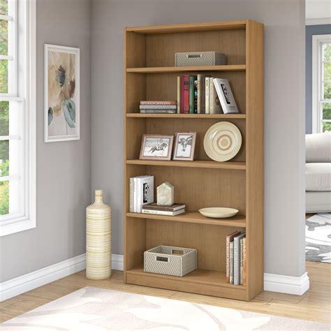 Signal Mountain 5 Shelf Standard Bookcase