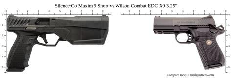 Wilson-Combat Silencerco Vs Wilson Combat.