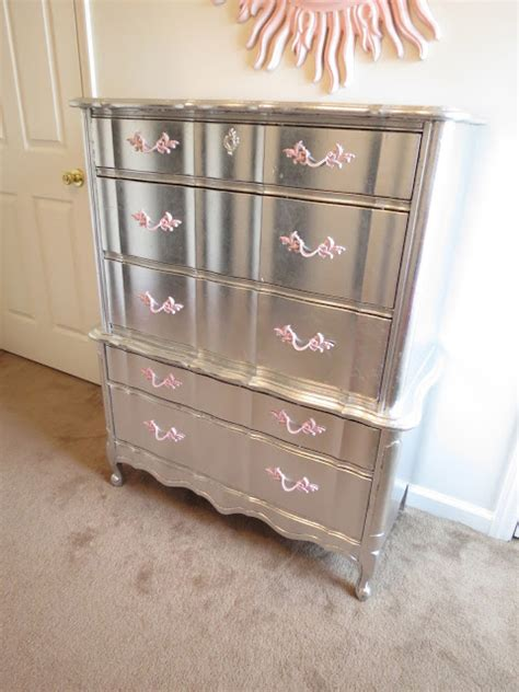 Silver Leaf Furniture Diy