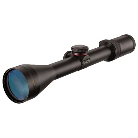 Rifle-Scopes Simmons 44 Mag Rifle Scope Review.