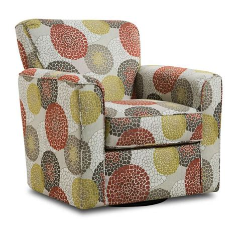 Simmons Upholstery Roulston Swivel Armchair