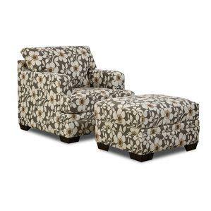 Simmons Upholstery Stinson Ottoman