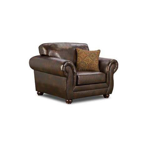 Simmons Upholstrey Obryan Club Chair