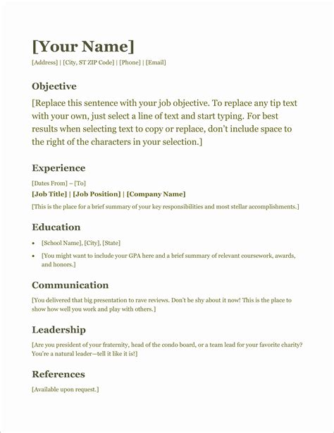 simple free resume template simple resume template download free resume templates d theme the most simple - Free Resume Builder No Charge