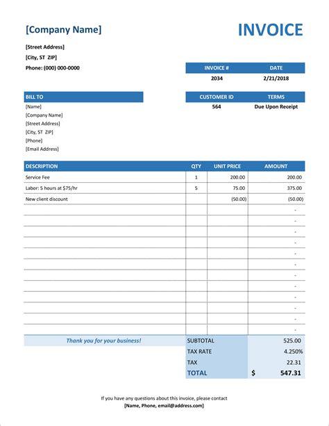 simple invoice delete customer   design invoice template, Invoice examples