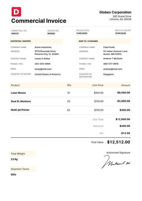 simple invoices change invoice number | business plan app for, Invoice examples