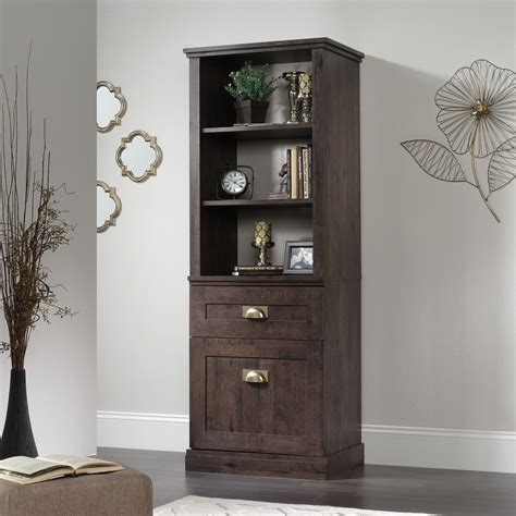 Simple Tall Storage Accent cabinet
