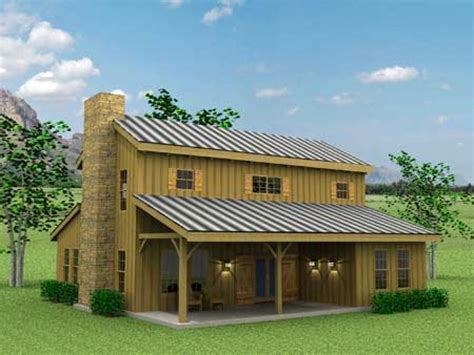 Simple Pole Barn Plans