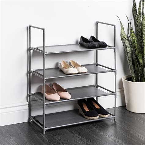 Simple Shoe Rack Plans