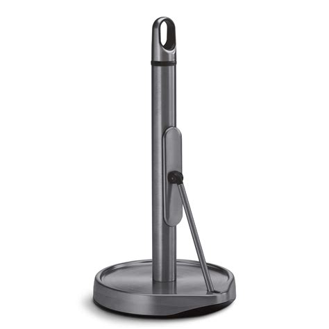 Simplehuman Tension Arm Paper Towel Holder In Brushed .