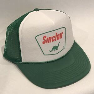 Sinclair Hat  Ebay.