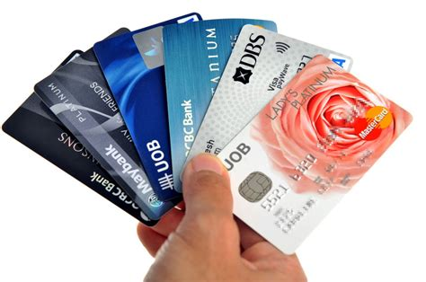 Singapore Credit Card Best Cash Rebate The Best Credit Cards In Singapore Updated October 2018
