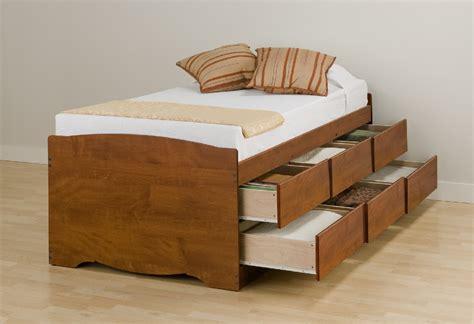 Single Bed Platform