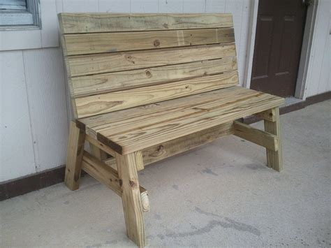 Sitting Bench Plans Woodworking